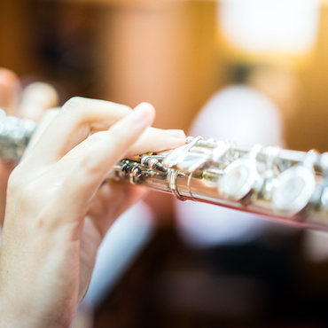 Nauka gry na flecie Poznań