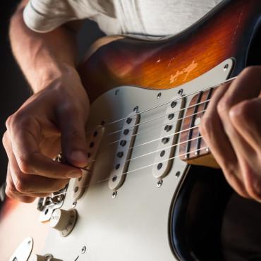 Nauka gry na gitarze elektrycznej Poznań