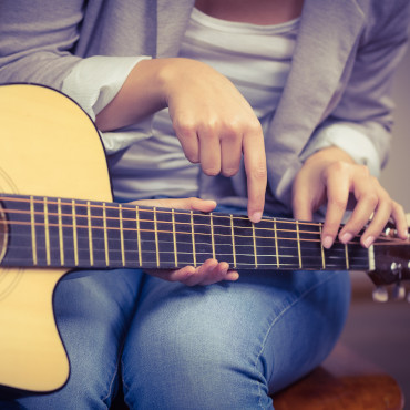 Nauka gry na gitarze klasycznej Poznań