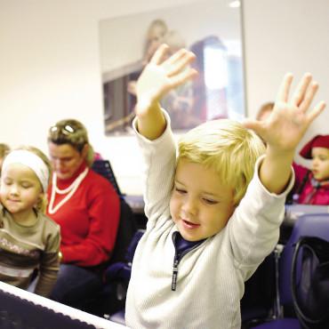 Kurs muzyki dla dzieci od 4 do 6 roku życia