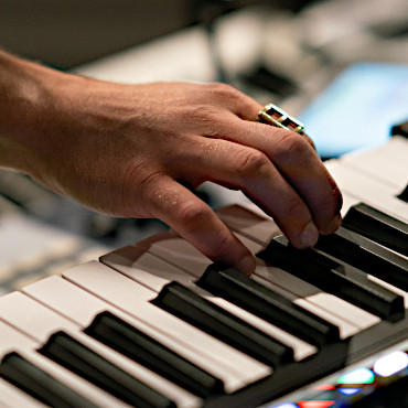 Nauka gry na keyboardzie Poznań